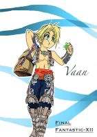 Vaan-Final Fantastic XII by kjech