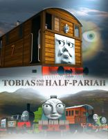'Tobias and the Half-Pariah' Official Poster by Tinesaeriel