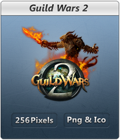 Guild Wars 2 - Icon by Crussong