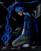 When your heart is made of glass by DarkBlue-Icing