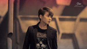 Ryeowook SFS sexyface by MidnightMadness11