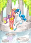 Love is in Bloom by crazydiary86