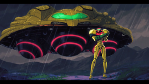 Metroid Fan Animation Dreamscene by Masteroid