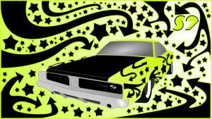 Dodge Charger R/T vector by Arc48