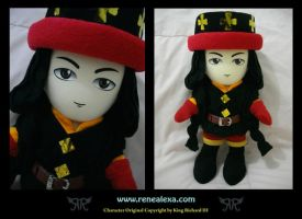 King Richard III by renealexa-plushie