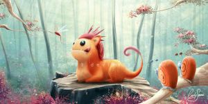 Jungle Nature by Akany89