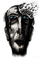 The Old Man by hexeno