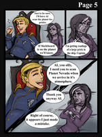Plan B: Issue 1: Page 5 by PhantasmicDream