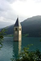 Lago di Resia by Wendybell80