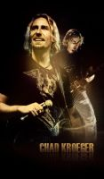 Chad Kroeger Poster by FBM721