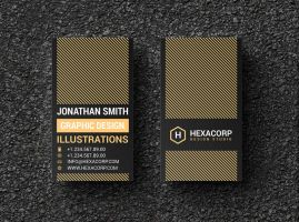 Simple Creative Business Card - 51 by nazdrag