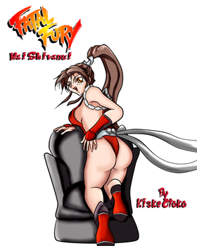 Mai Shiranui By Kiske Otoko by kiske-otoko