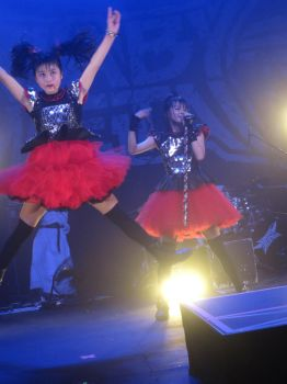 BABYMETAL 78 by iancinerate