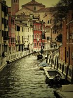 Gondola by cheungygirl