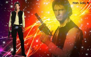 Han Solo Wallpaper by ElodieTheFox051400