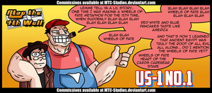AT4W Classicard: Us-1 #1 by MTC-Studios