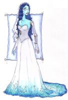 Corpse Bride... by Elmarszus