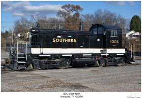 Southern SW1 1007 by hunter1828
