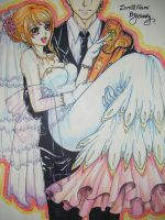 Perfect Wedding by Cloudy (Zoro Nami) by BelleLoveZoro
