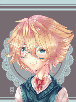 Shota Boi by Lovelycatmarie