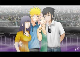 Shippuden post-show Party by nelsonaof