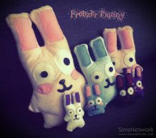 My Freezer Bunnies by snwgames
