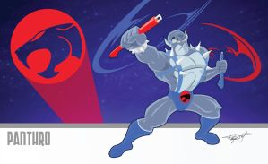 Panthro by gelipe