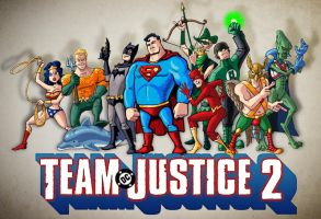 Team Justice by andyjhunter
