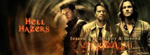 Hell Hazers (Banner for facebook) by Nadin7Angel
