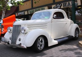 1936 Ford 3 Window Coupe by StallionDesigns