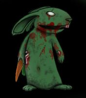 Undead Rabbit by Glauqu3