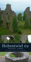 Hohentwiel 02 - Stock Pack by kuschelirmel-stock