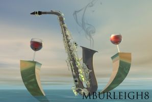 smokin the jazz tunes by mburleigh8