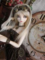 Clockwork by x-EGLANTINE-x