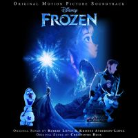 Frozen OST Album Cover 2 (Custom-made) by HKY91