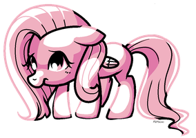 Fluttermon by pepooni