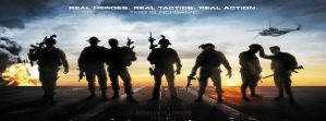 Act of Valor IV :Facebook Timeline Cover: by BR0KEN-TYP3-WRIT3R