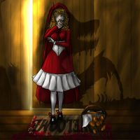 Little Red by ElrithRydrine