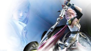 Lightning - Final Fantasy XIII by EvilMeRc8