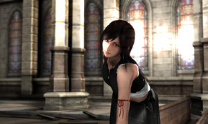 MMD Tifa Final Fantasy VII from Y to Y VIDEO by Terrasucre