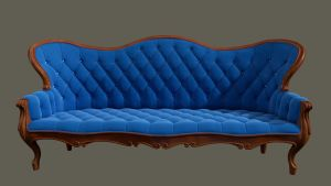 Sillon Victoriano by Isk-86