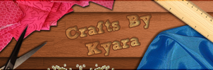 Crafts by Kyara logo by Xana-Seraphi