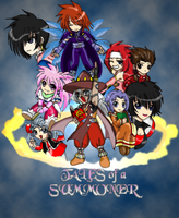 Tales of a Summoner cover by KeiSteelsearch