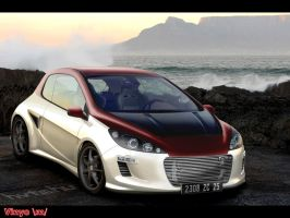 Peugeot 308 Turbo by vinyo
