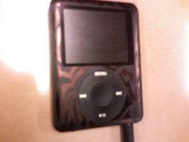 ipod design by Rockyll