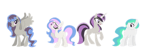 Celestavia Shipping Adoptables CLOSED by YummyPonies