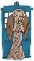 Weeping Angel by THEsquiddybum
