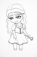 Belle by MortishaNightmare