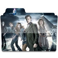 Doctor Who folder by nemeiis