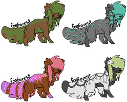 Adopts by LeveButt